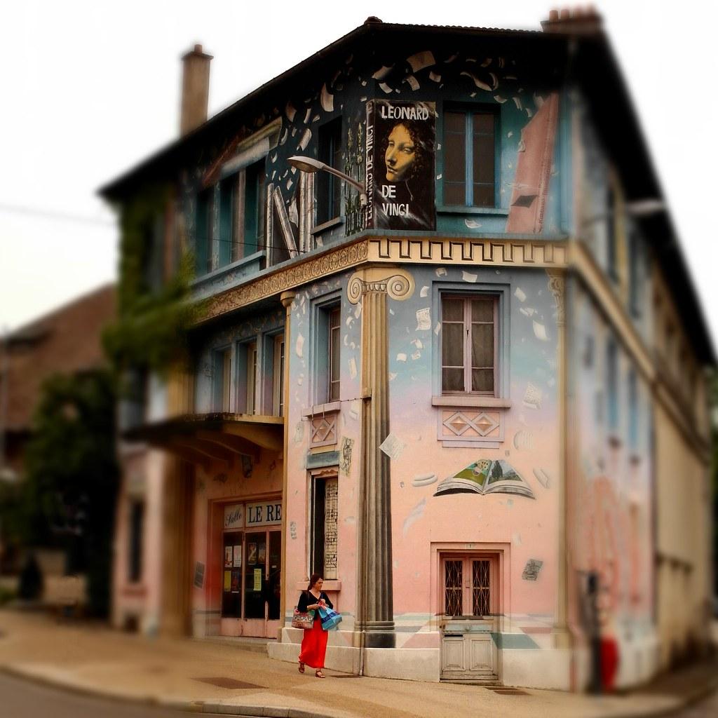 Champagnole (Jura, Fr) - Salle Le Rex | . Si je pars du ...