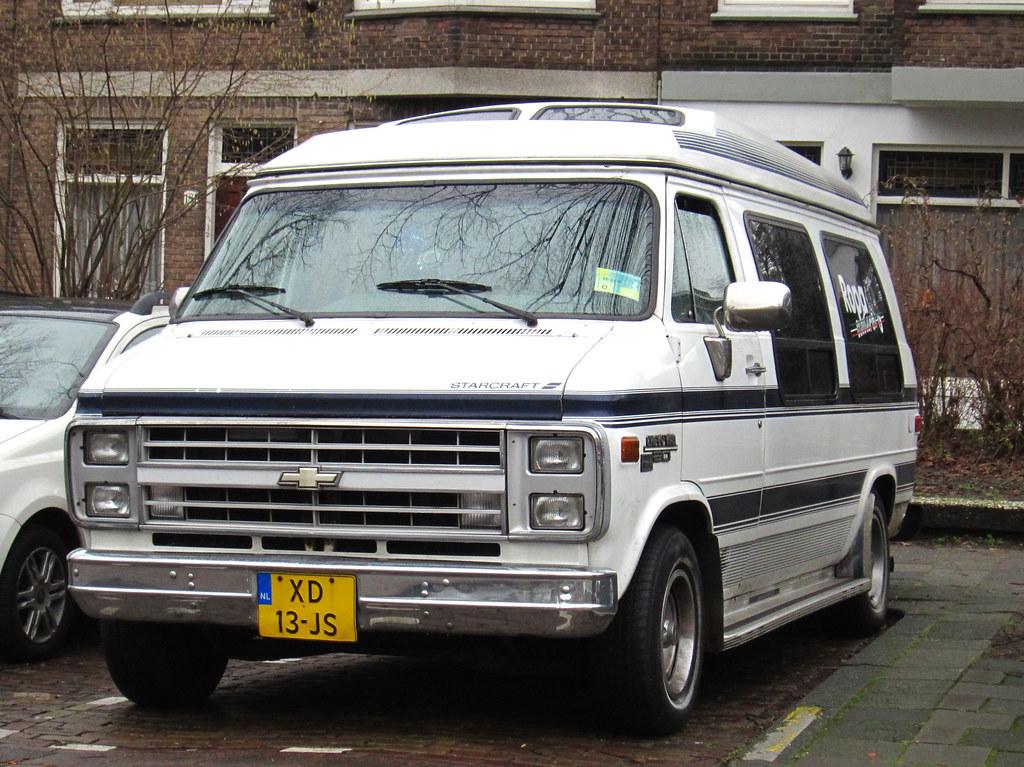 1989 chevy van g20