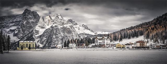_DSC4323_24 Una fredda giornata invernale a Misurina - Dolomiti di Cadore - Belluno - Veneto / Italia