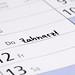 Kalender / calendar
