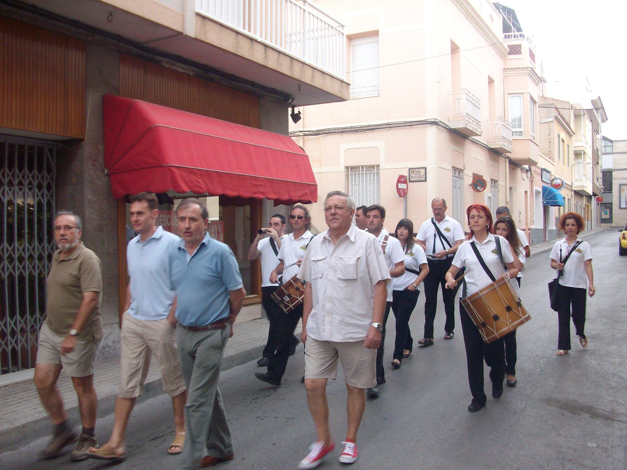 (2010-07-04) - Despertà Colla de Dolsainers El Terròs - José Vicente Romero Ripoll -  (01)