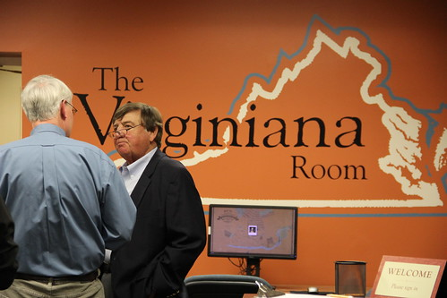 New Virginiana Room