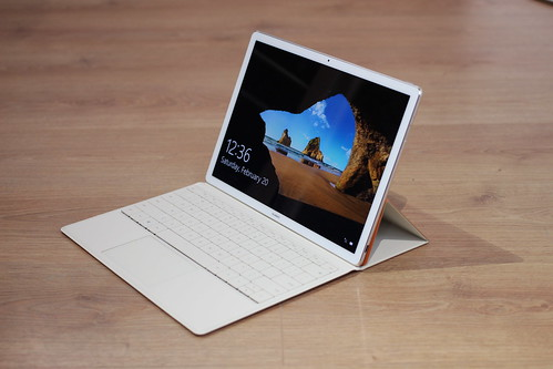 Huawei Matebook 2-in-1 tablet with Windows 10 | by pestoverde