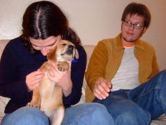 jen, lola, and billy