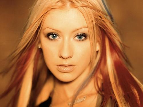 Christina Aguilera Wallpaper   by Paing Pyi