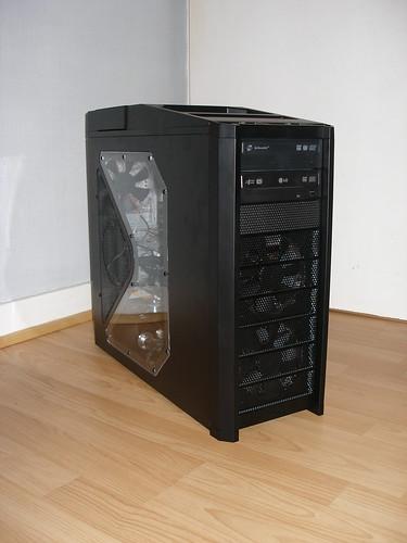 New PC | Antec Nine Hundred evga NForce 680i SLi Intel ...