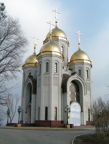 Храм Всех Святых / All Saints church   Daniil Musatov   Flickr