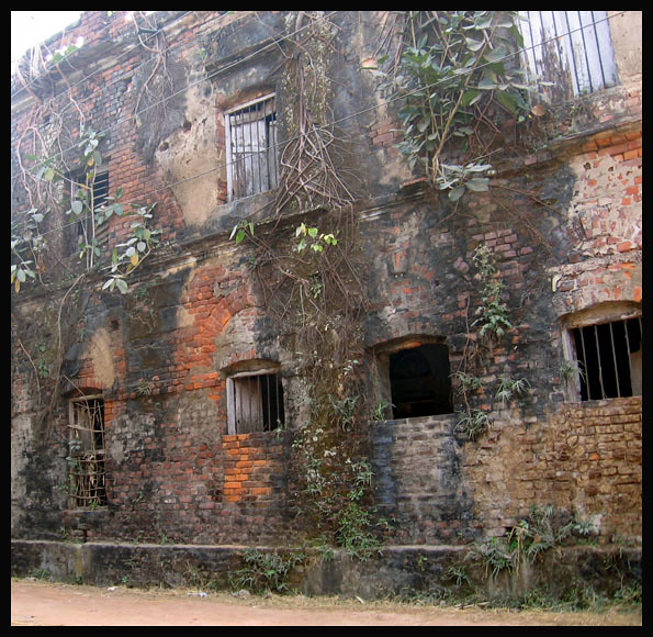 An old Pucca House