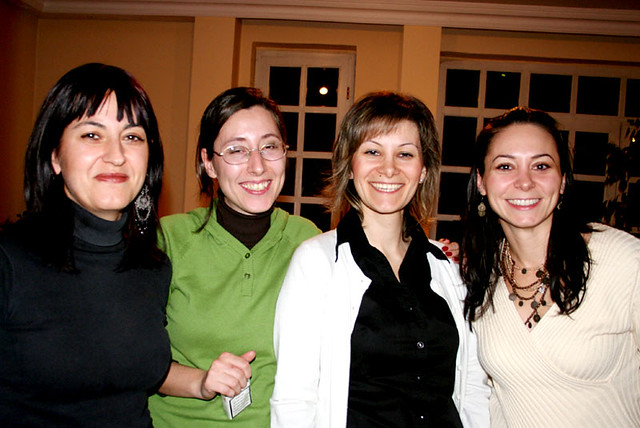 Dorothy, Rose, Blanche, Sophia : )