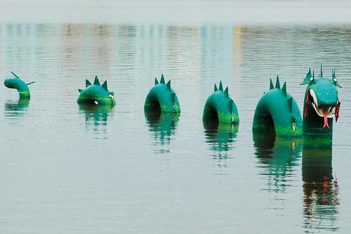 Nessie   by M&R Glasgow