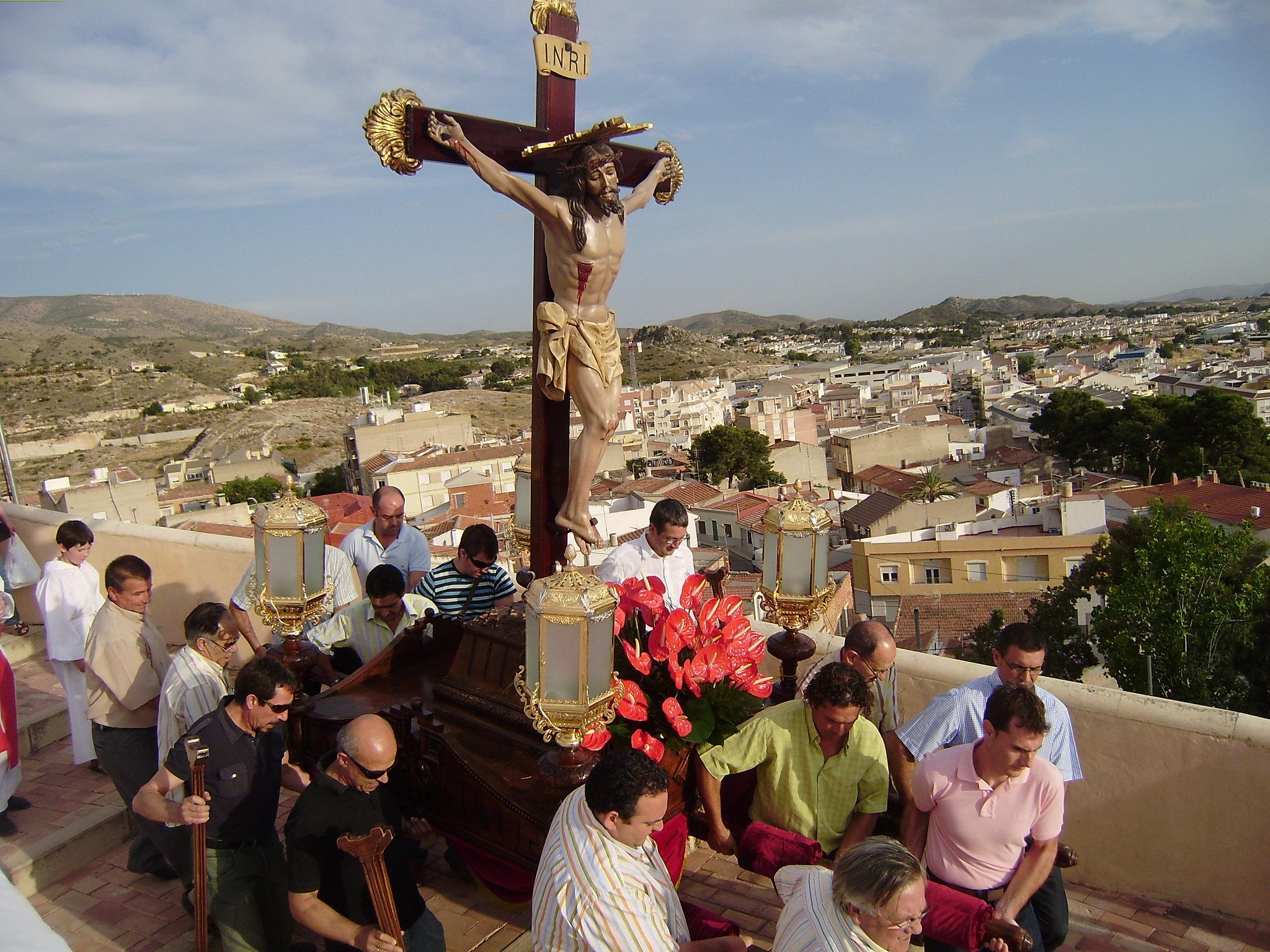 (2009-06-26) - Vía Crucis Bajada - Javier Romero Ripoll - (10)