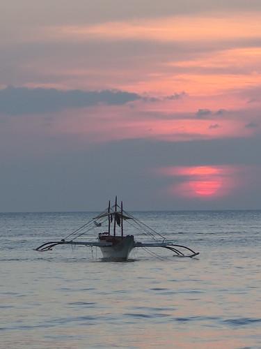 Boracay sunset 2 | by ReimaginedImages