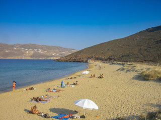 Mykonos Beach Strand