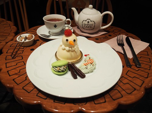 Q-Pot Cafe   by Laika ac