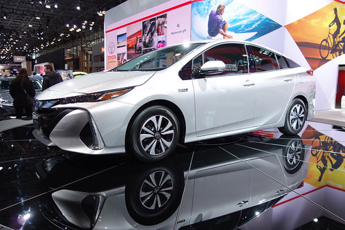 Toyota Prius Prime | by pickwick74