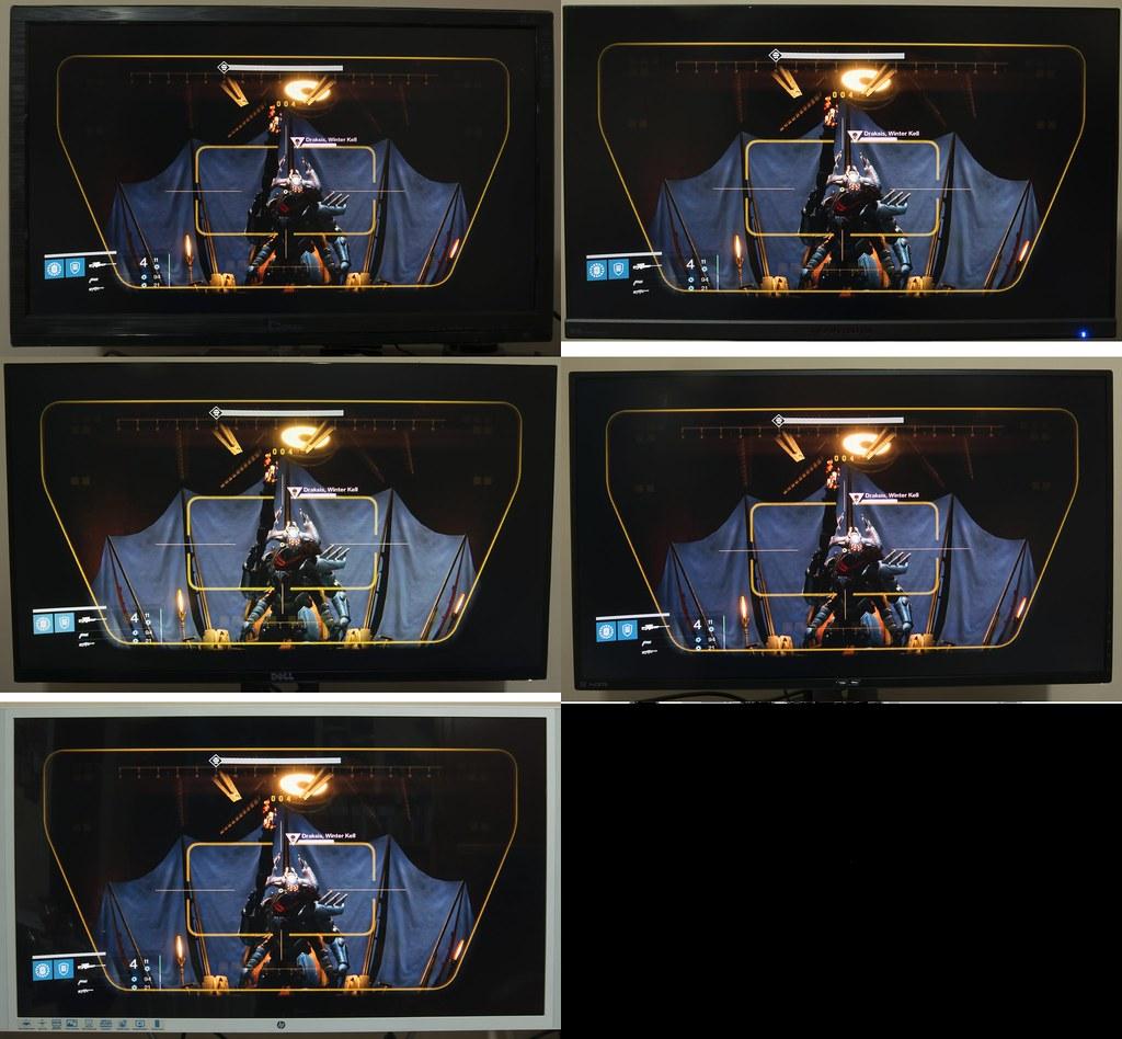 Qnix QX2710 Multi Hot Acer XB271HU Dell S2716DG Asus PG279