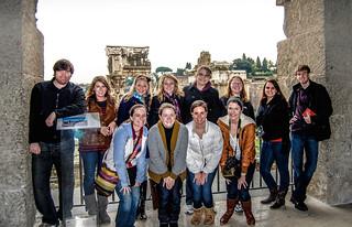 Samford in Rome