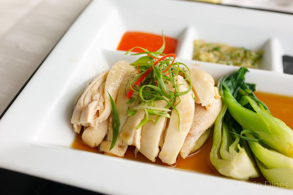 singapore chicken @ sky on 57