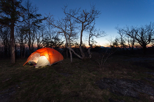sunset georgia unitedstates cleveland tent northgeorgiamountains chattahoocheenationalforest cowrock cowrockmountain marmottungsten4p