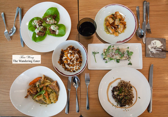 Our savory courses