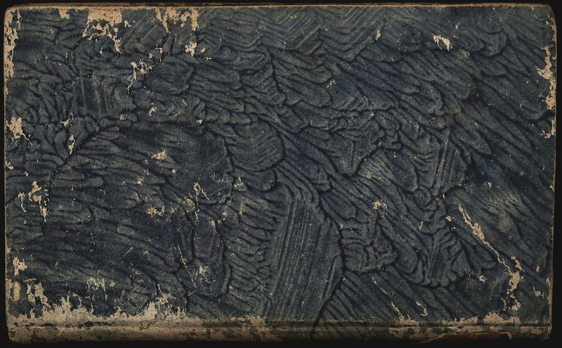 Vintage Book Cover Texture - 16