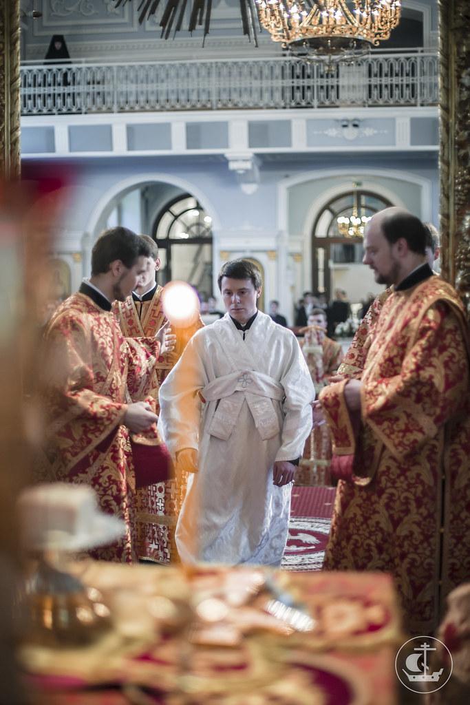 7 февраля 2016, Неделя 36-я по Пятидесятнице / 7 February 2016, 36th Week after Pentecost