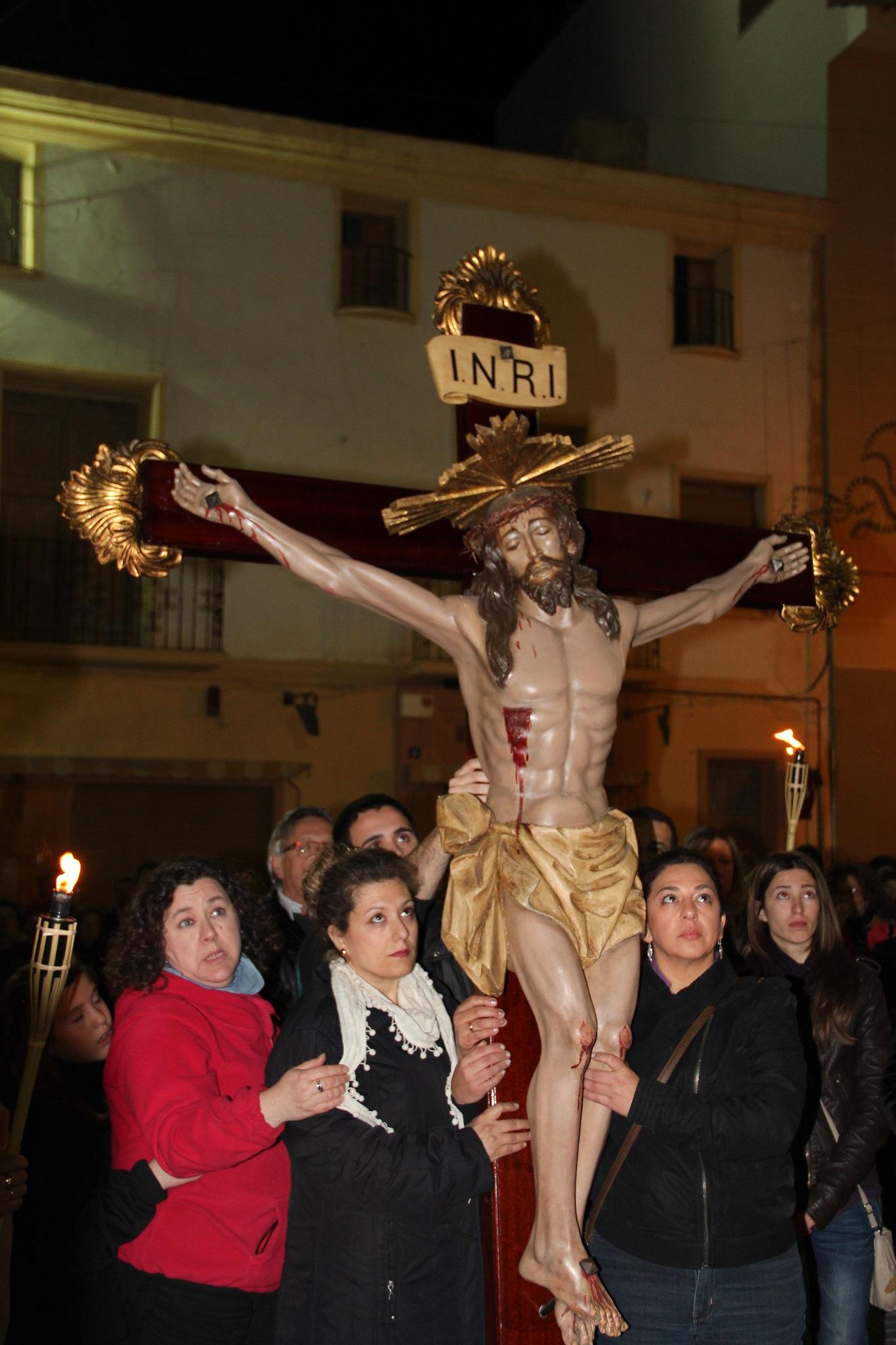 (2012-03-30) - III Vía Crucis nocturno -  Antonio Verdú Navarro  (46)