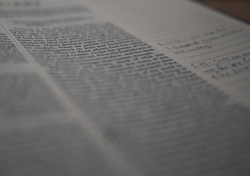 Sunday Morning Reading | by Brett Jordan