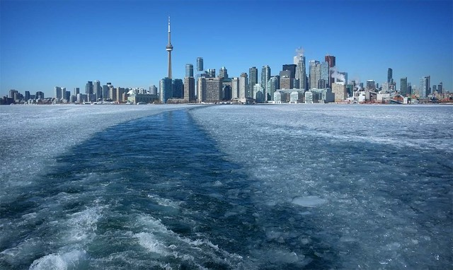 Toronto in Winter