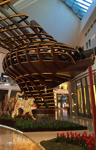 las vegas usa west building architecture modern mall us crystal nevada indoor nv western