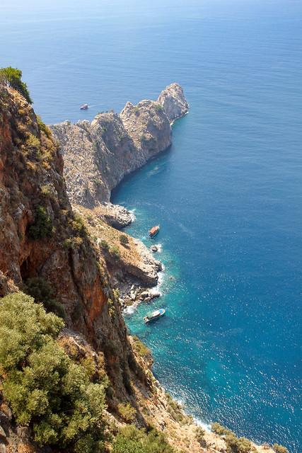 Alanya - view from the castle 16