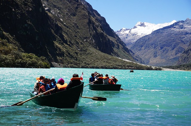 Peru: Land Use in Protected Areas