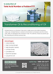 Activated Alumina For Oil Transformer