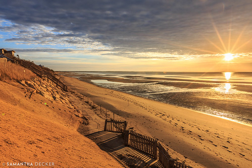 sunset ma capecod massachusetts newengland eastham outercape canonef1635mmf28liiusm thumpertownbeach canoneos6d samanthadecker