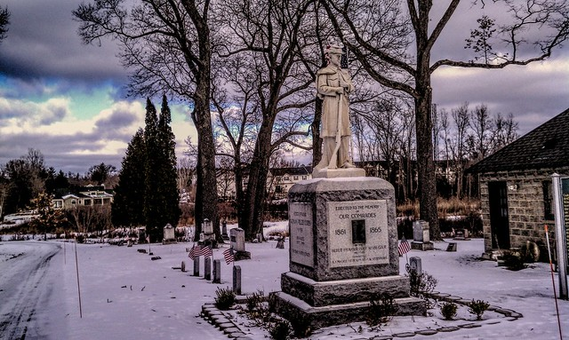Oak Grove Cemetery  Milford Township, Michigan