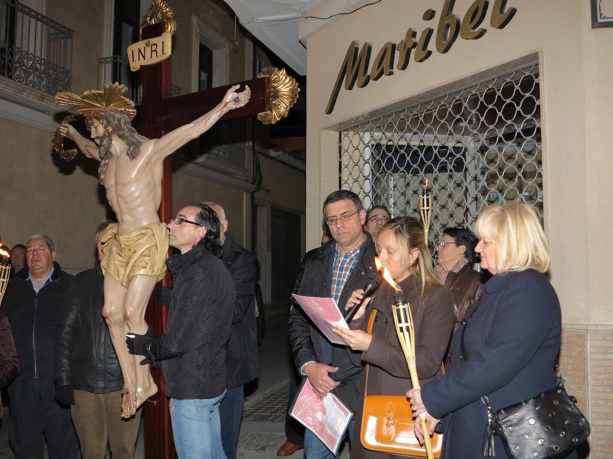 (2013-03-22) - IV Vía Crucis nocturno - Antonio Verdú Navarro  (58)
