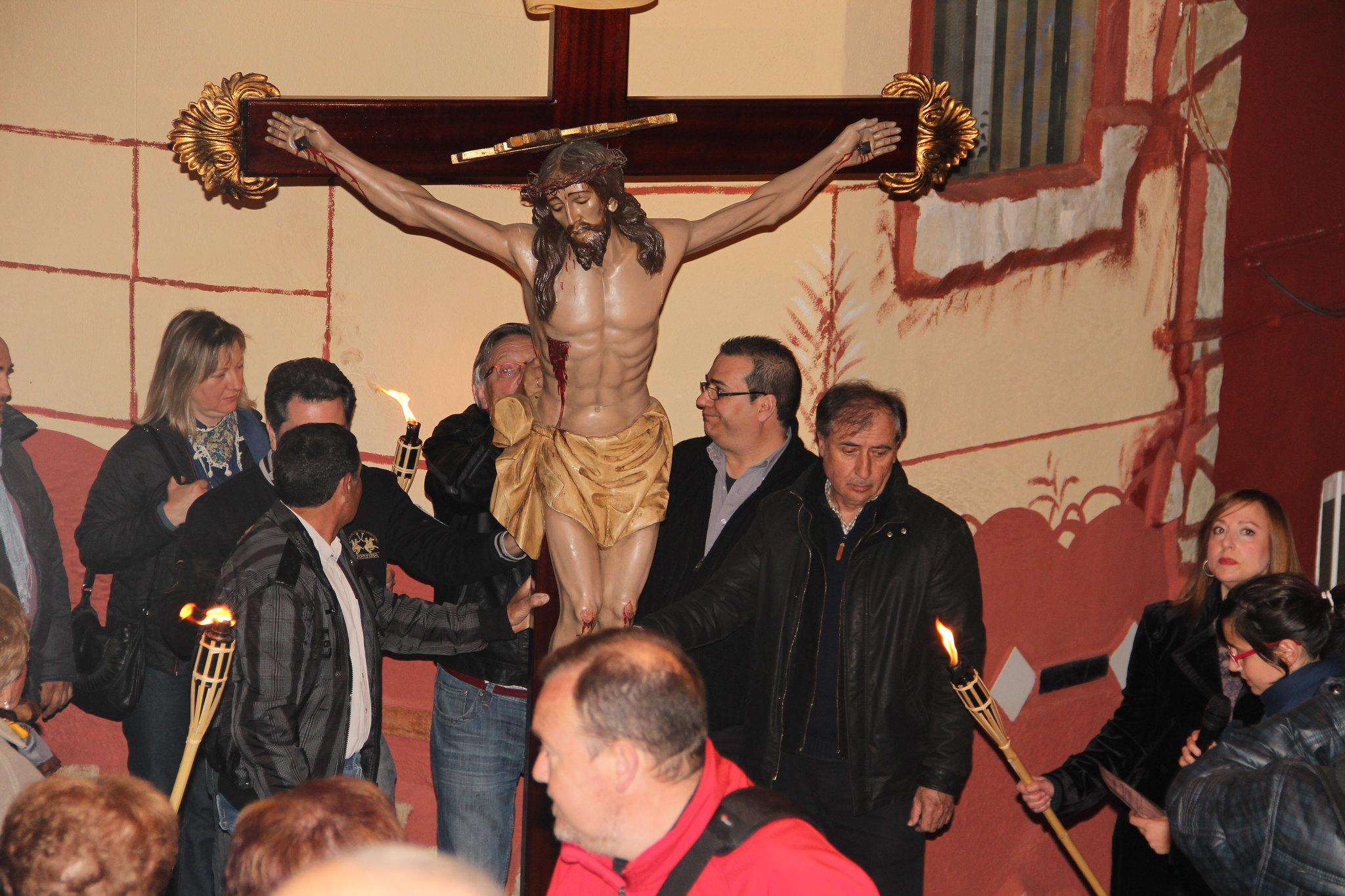 (2012-03-30) - III Vía Crucis nocturno -  Antonio Verdú Navarro  (11)