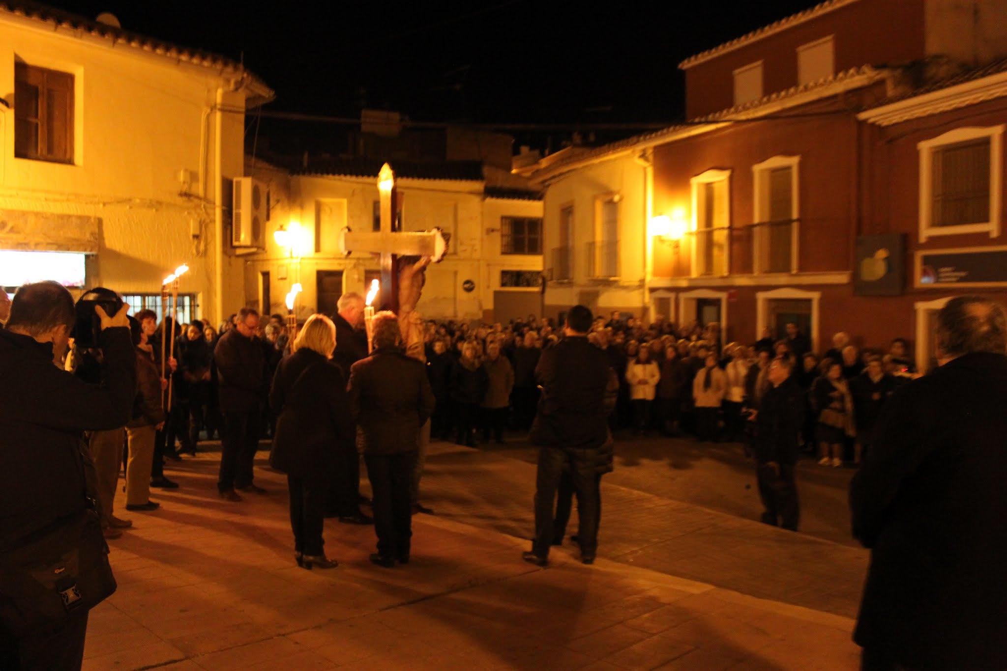 (2013-03-22) - IV Vía Crucis nocturno - Javier Romero Ripoll (48)