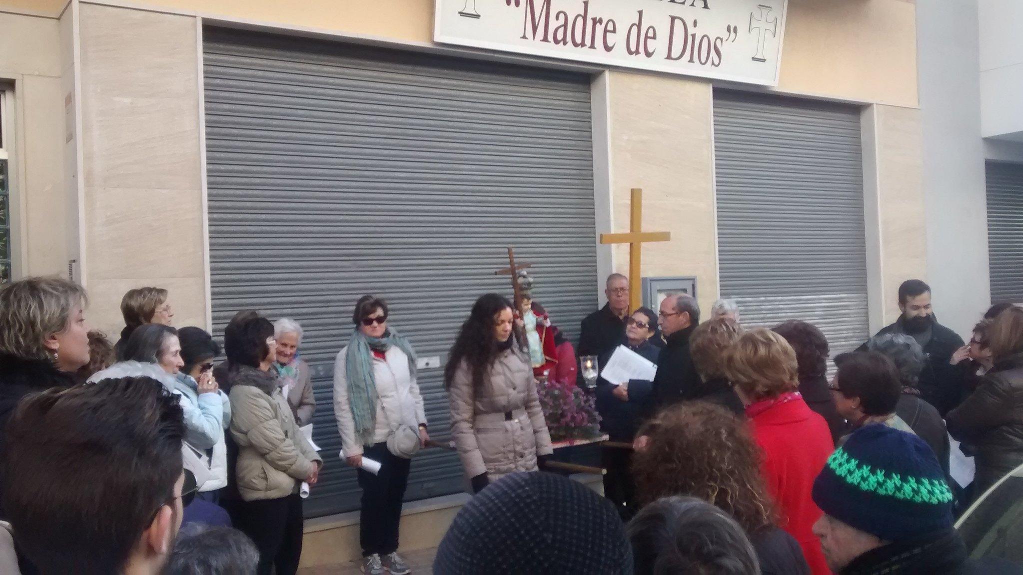 (2015-12-19) - Peregrinación 5 lugares de Culto de Petrer - José Vicente Romero Ripoll (25)
