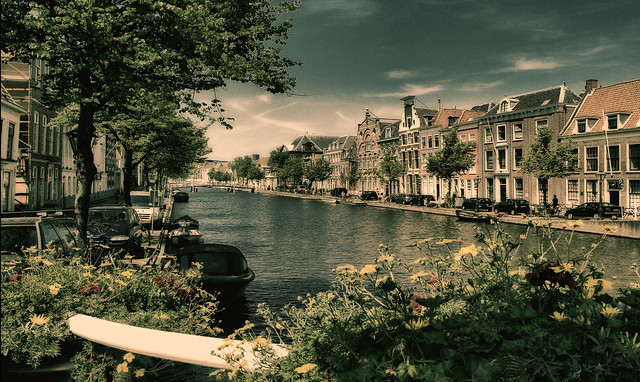 Leiden - a point of view