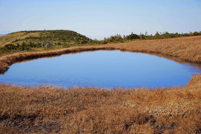 平ヶ岳の姫池