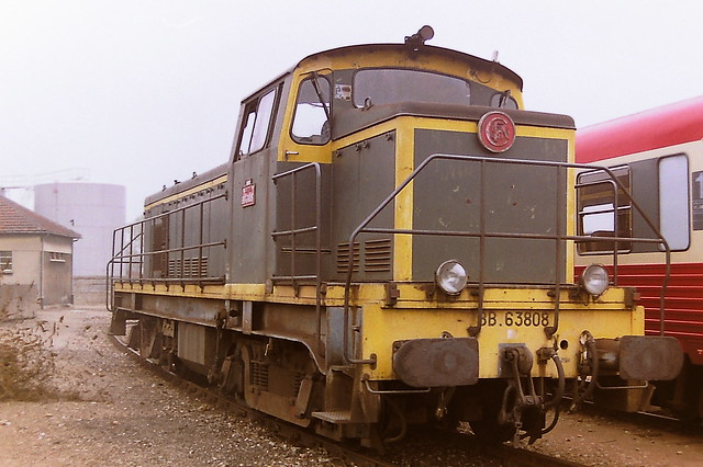 SNCF BB 63808