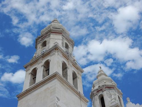 Campeche - kerk