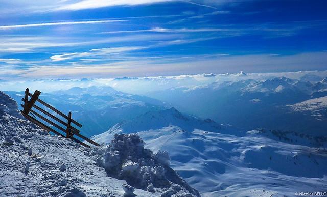 Les Arcs - Alpes France