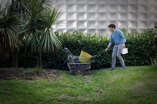 Richard Reynolds guerrilla gardening