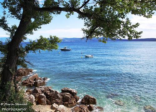 sea croatia adriatic selce