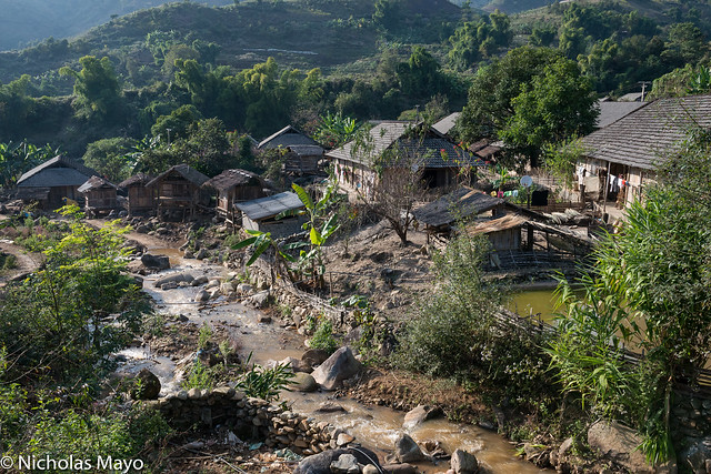 Black Dao Village