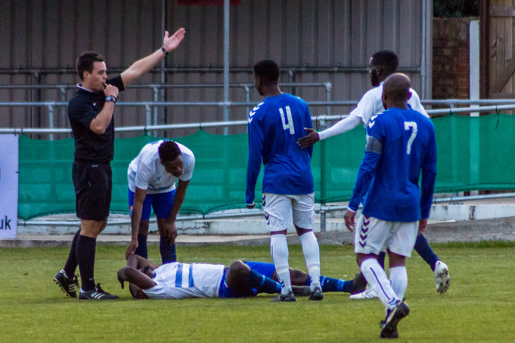 2016 Middlesex Premier Cup final