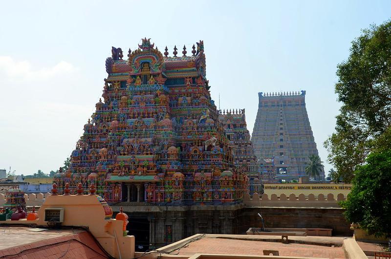 Ranganathaswamy Temple, Srirangam, Trichy