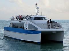 Catamaran Cahaya Baru